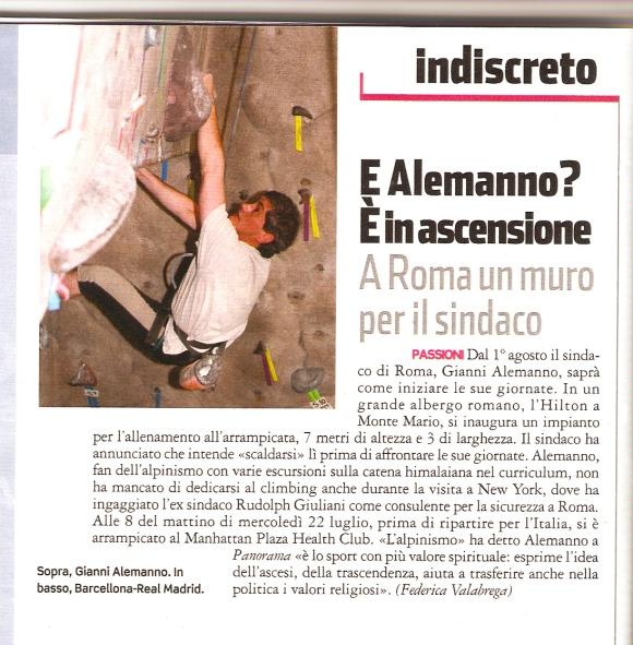 """Panorama, Friday July 31, 2009"" by Federica Valabrega"